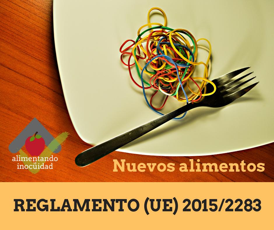 REGLAMENTO (UE) 2015_2283